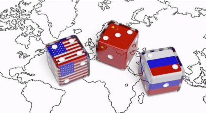 Франция осудила поведение США, РФ и Китая на международной арене
