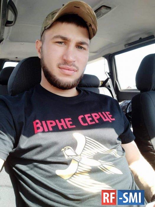 Снайпер уничтожил украинского «Питбуля», мстившего за смерть «Ведьмы»