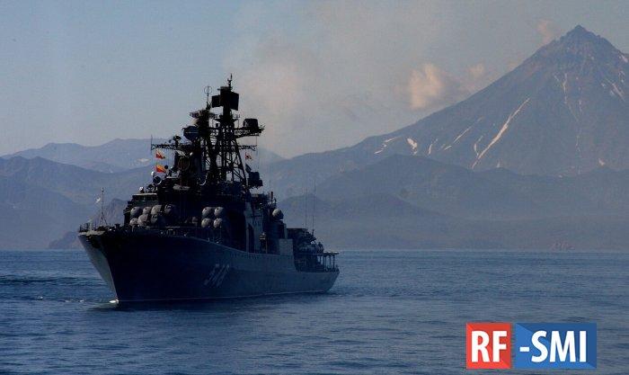 Тихоокеанский флот отмечает 288-ю годовщину со дня образования