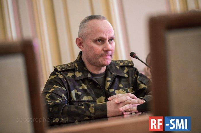 Хомчак анонсировал сокращение 17 генеральских должностей в ВСУ