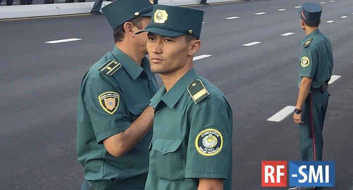 В Узбекистане больше нет милиции.