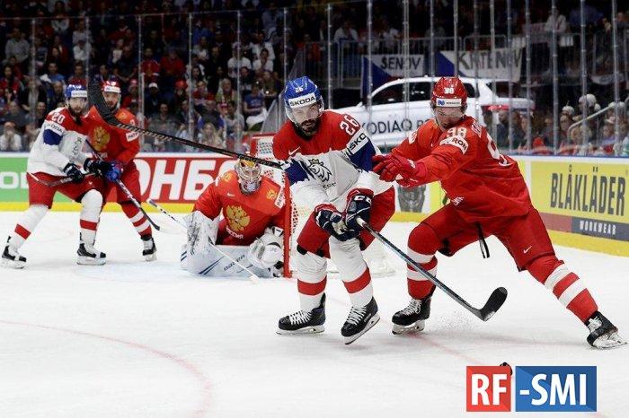 Российская сборная по хоккею завоевала бронзу на чемпионате мира