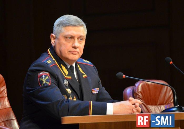 Стало известно, насколько выросли доходы руководства Новосибирского МВД