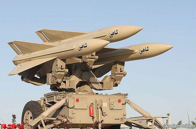 Тегеран представил собственную систему ПВО