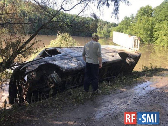 Отравление химикатами охватило Киевскую область