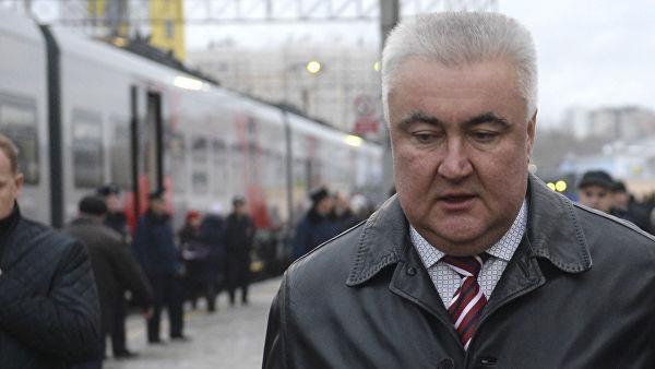 В Москве застрелился  Экс-глава Свердловской железной дороги