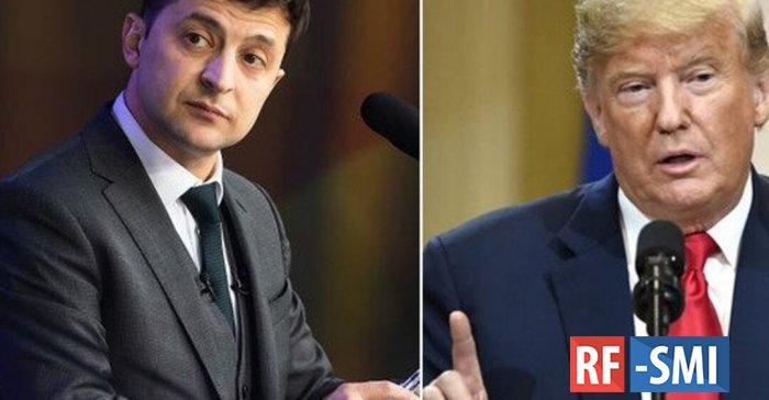 Зеленского вызвали к Трампу, но после общения с Путиным