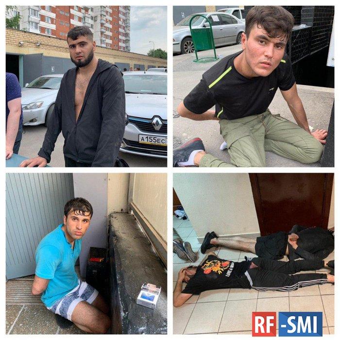 В Москве задержаны подозреваемые в убийстве Сергея Чуева
