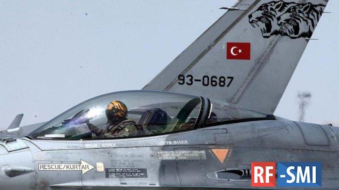 В США турецких пилотов отстранили от полётов на F-35