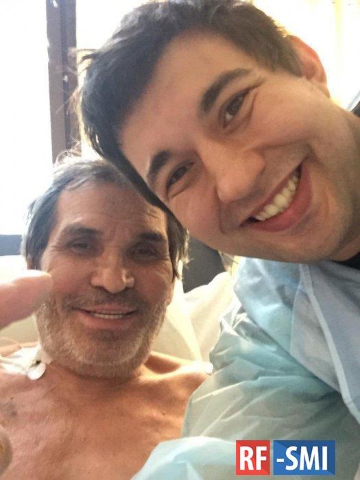 Бари Алибасов вышел из искусственной медицинской  комы