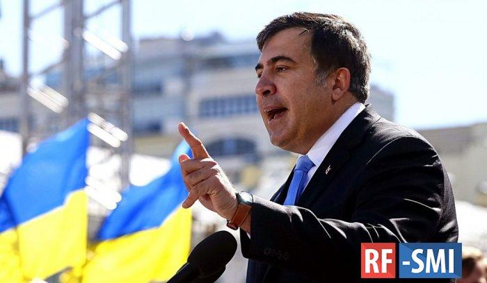 Михаил Саакашвили сравнил Украину с Нигерией