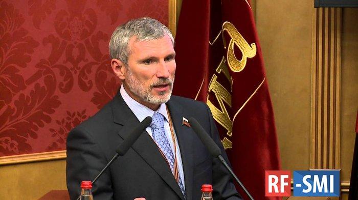 Инициатива депутата Журавлева не нашла поддержки в Правительстве