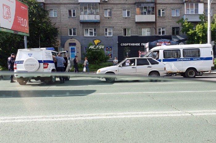 СК завел дело об убийстве бизнесмена в центре Новосибирска