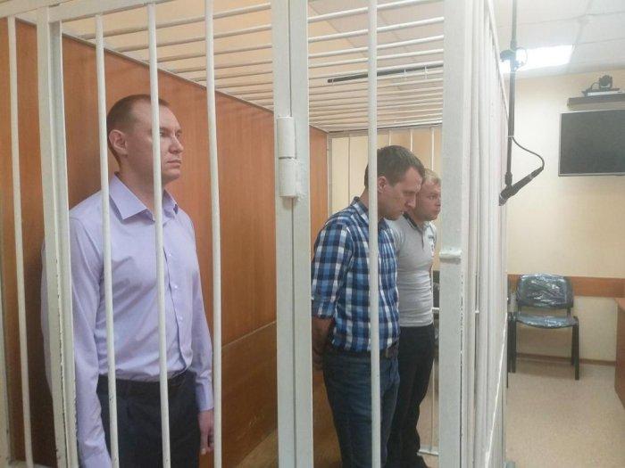 Взят под стражу в зале суда экс-начальник СО МВД Бердска Алексей Зорин