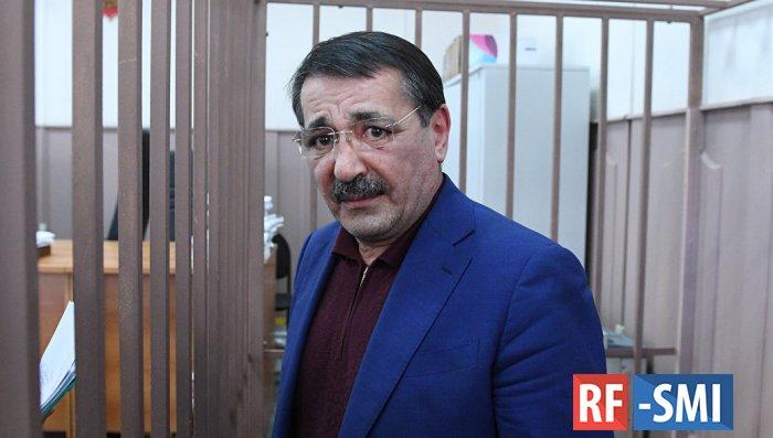 Бывший вице-премьер Дагестана стал подозреваемым по убийству Хаджимурада Камалова