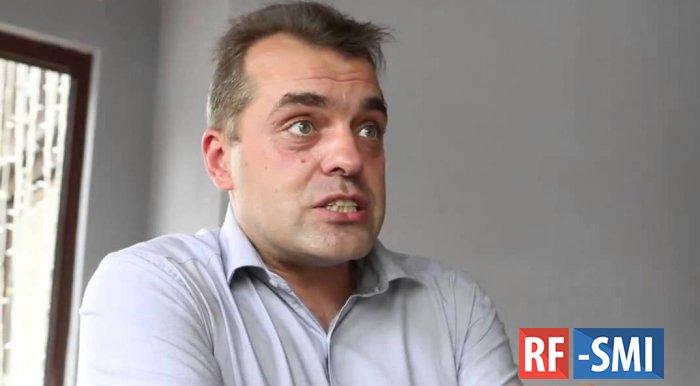 У экс-советника Порошенко  Ю. Бирюкова проходят обыски
