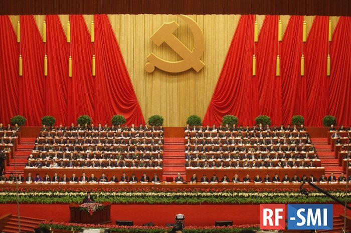 Количество членов Коммунистической партии Китая (КПК) достигло 90 млн 594 тыс. человек