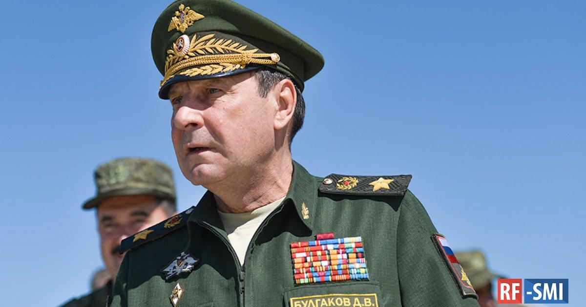 Замминистра обороны РФ Дмитрий Булгаков подвел итоги армейского форума