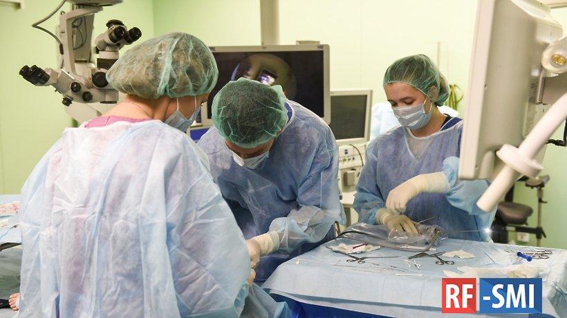 Московские больницы пополнятся новым оборудованием
