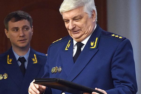 СМИ сообщили об отставке еще одного заместителя генпрокурора РФ