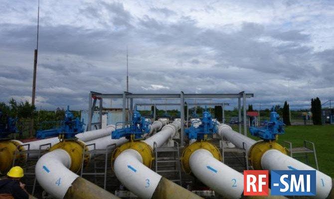 Россию заставили сохранить транзит газа через Украину