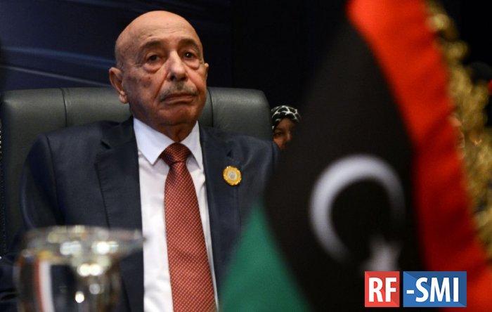Ливия объявила всеобщую мобилизацию против Турции.