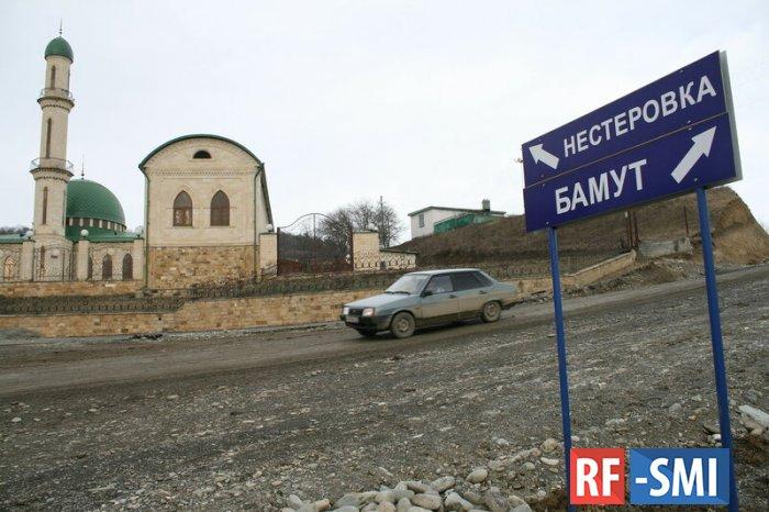 В Чечне в результате нападения на блокпост погиб  полицейский