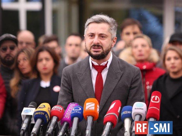 Грузины оценили желание главы «Рустави 2» мочиться в вино