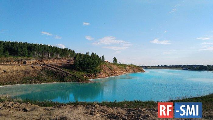 Новосибирск. Красивые виды для фотографирования, но не для купания