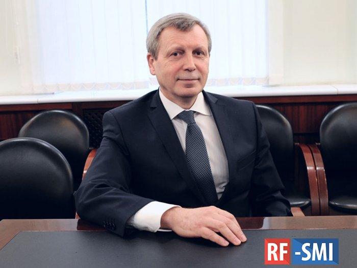 При получении взятки задержан Зам. главы Пенсионного фонда России