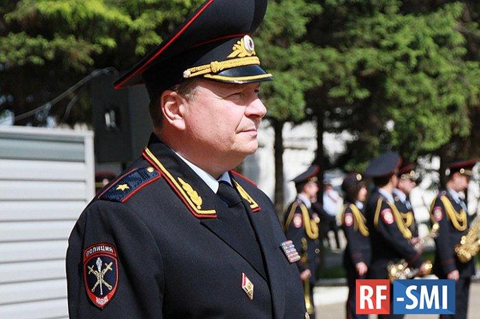 Бывшего главного полицейского Алтайского края Торубарова заключили под арест