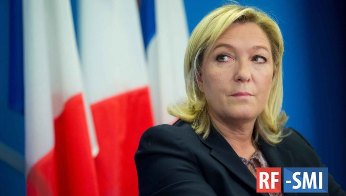 Армия и жандармерия Франции голосует за Ле Пен