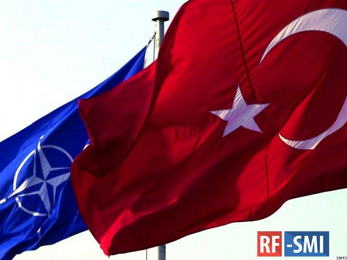 Пентагон прокомментировал возможность исключения Турции из НАТО