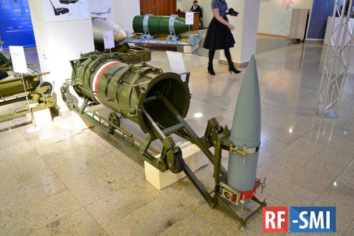 США обеспокоены развитием в России нестрагического ядерного оружия