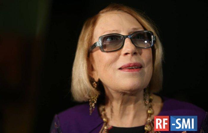 Экстренно госпитализирована актриса Инна Чурикова