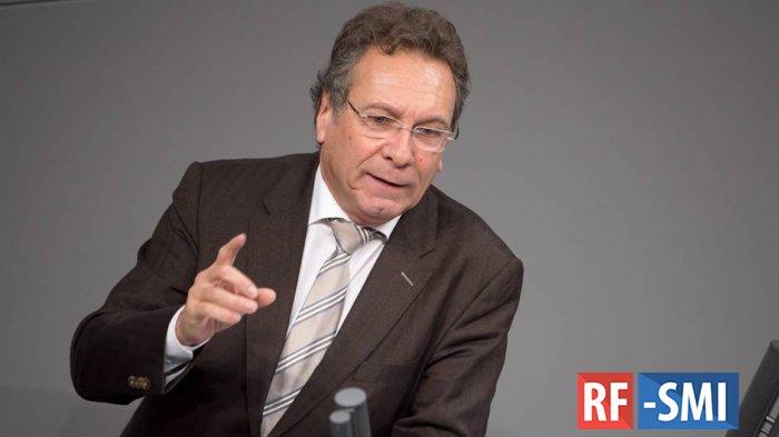 В Бундестаге рассказали о негативном эффекте санкций против России