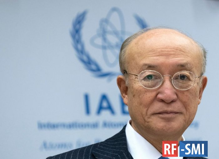 Глава МАГАТЭ заболел и уходит в отставку. Сегодня он скончался