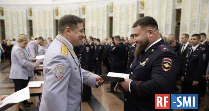 Погиб  глава ОМВД России по Шалинскому р-ну Тамерлан Мусаев