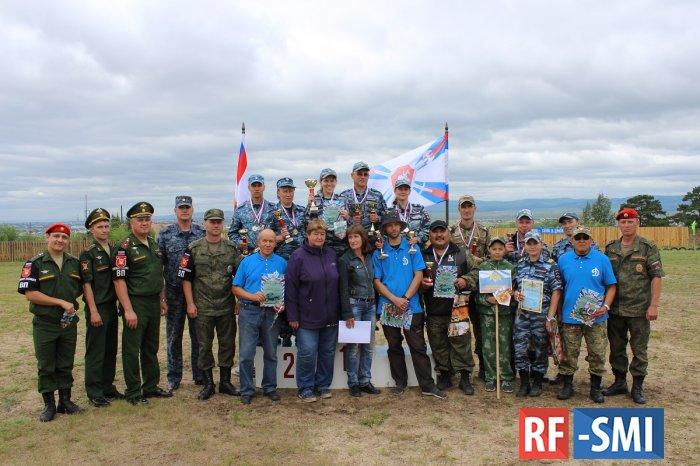 Кинологи транспортной полиции стали призерами  соревнований в Забайкалье
