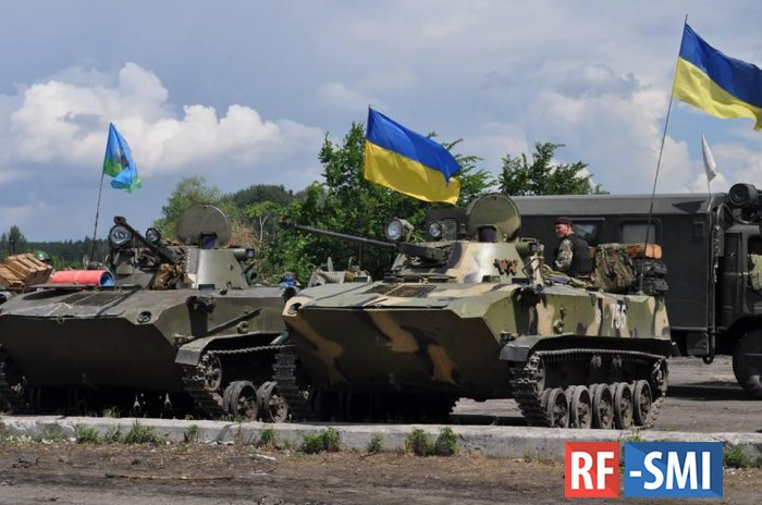 Украинские военные утонули на глазах у инструкторов НАТО
