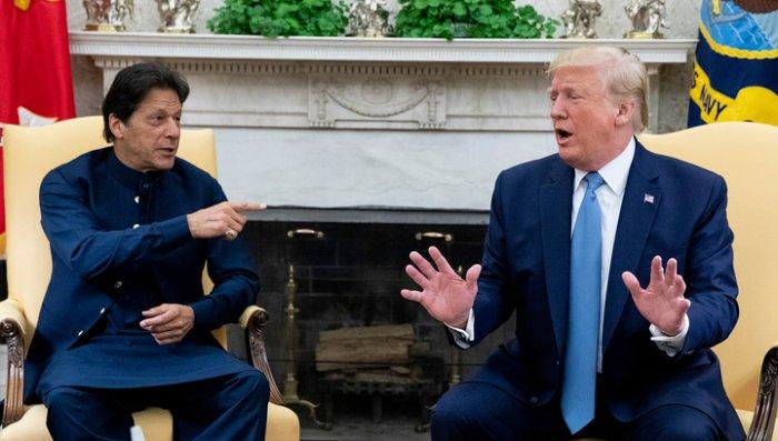 Трамп: если бы я захотел, Афганистан был бы стерт с лица земли
