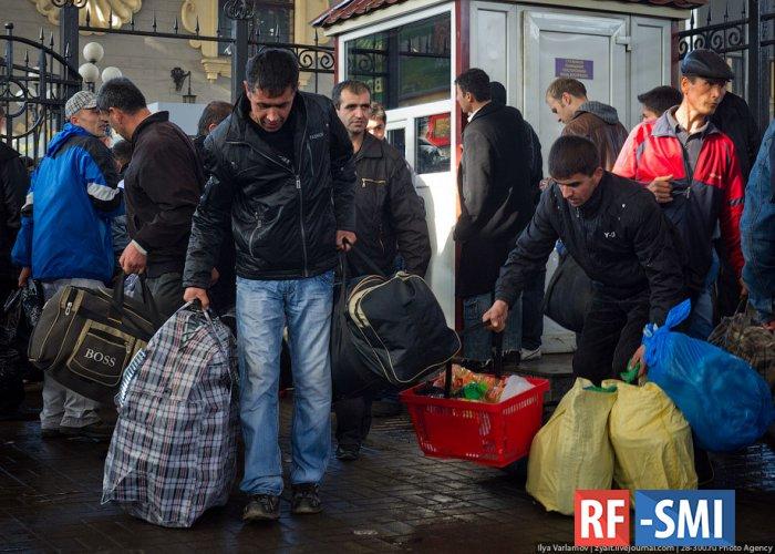 В России стало больше армянских мигрантов