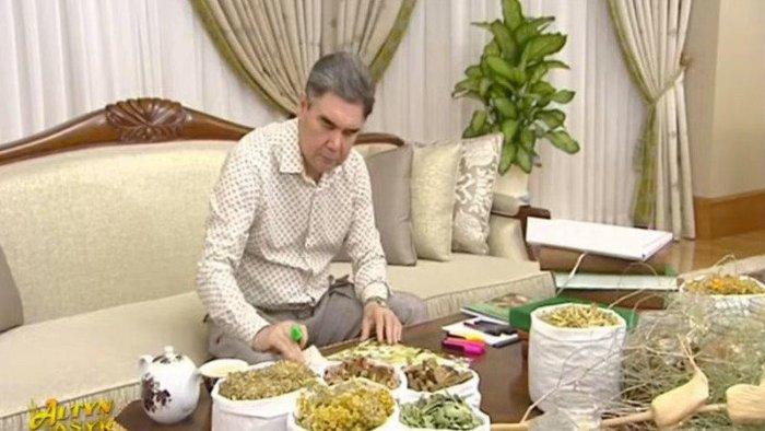 СМИ: в Туркмении введен запрет на слово «коронавирус»