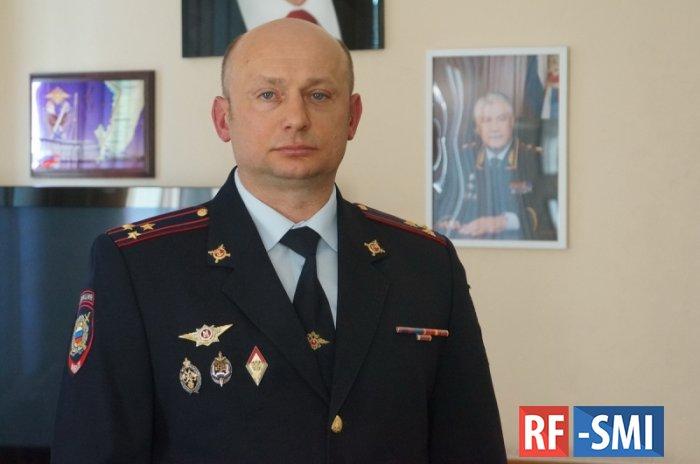 Задержан начальник уголовного розыска полиции Приморья А. Миляев
