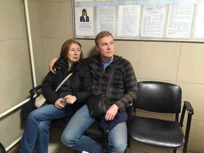 Активиста штаба Соболь гражданина Фомина предсказуемо арестовали