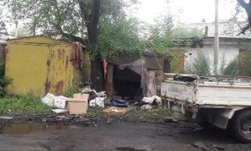 Сегодня в Белогорске в гаражном массиве найдены тела 4 человек