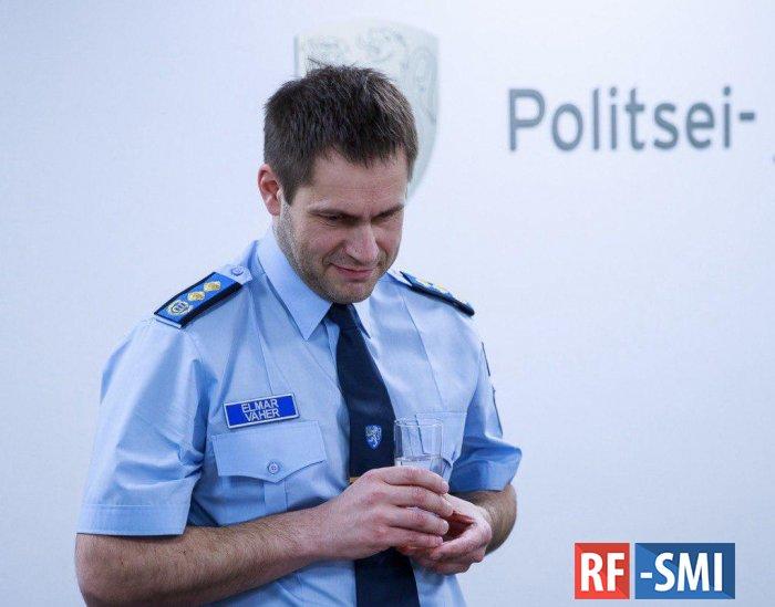 В эстонской полиции большой скандал Минфин пытался уволить руководство полиции