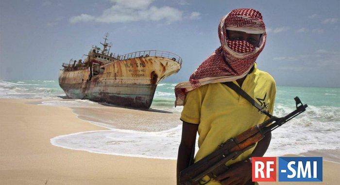 Около берегов Камеруна пиратами захвачено трое граждан России