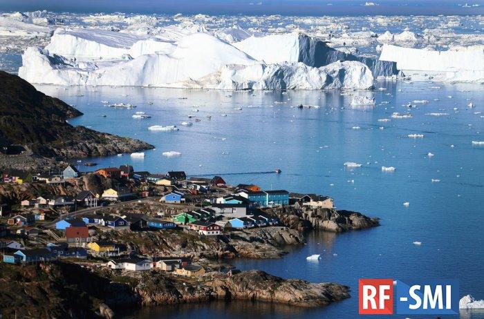В Дании раскритиковали идею продажи Гренландии США