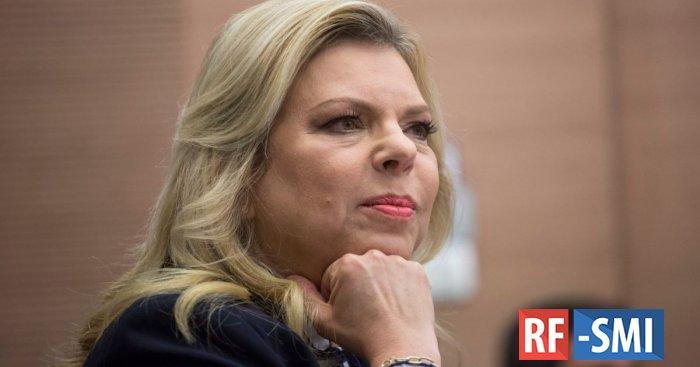 Жена Нетаньяху закатила скандал в Киеве